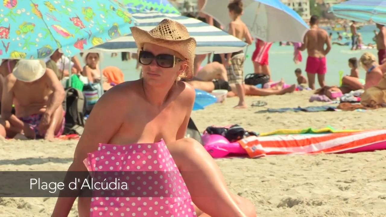 Vacances aux bal ares visite de majorque avec ses plages ses villages ses balades youtube - Les simpson tout nu ...
