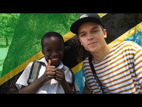 RASMUS I AFRIKA