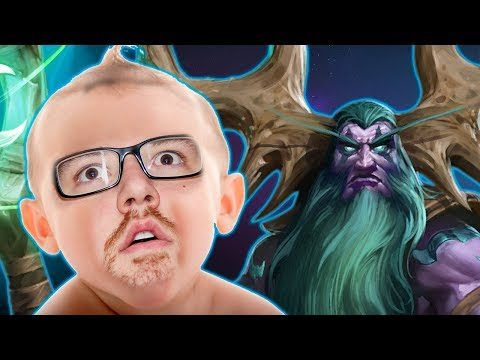 HARD CORE UNITING | TGN Squadron Heroes of the Storm Funny Moments | MFPallytime
