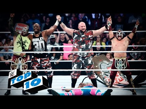 Top 10 SmackDown moments: WWE Top 10, December 31, 2015