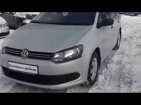 Купить Фольксваген Поло (Volkswagen Polo) 1.6 л. MT 2014 г. с .