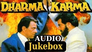 Dharma Karma - All Songs - Dharmendra - Jeetendra - Bollywood Songs - Bappi Lahiri