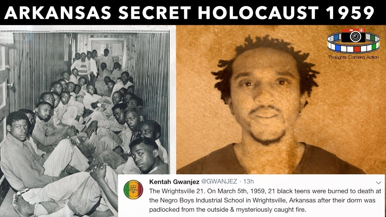 HIDDEN BLACK HISTORY: Arkansas Secret Black Teen Holocaust 1959 (60 Years Ago)
