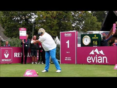 A Tribute to Laura Davies   The Iron Lady