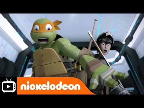 Teenage Mutant Ninja Turtles | Returning Chompy | Nickelodeon UK