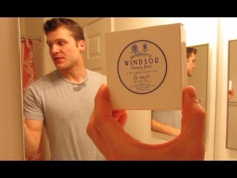 DR Harris Shaving Soap Shave Review