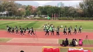 ASMS聖公會諸聖中學2017綠社啦啦隊.冠軍【origna