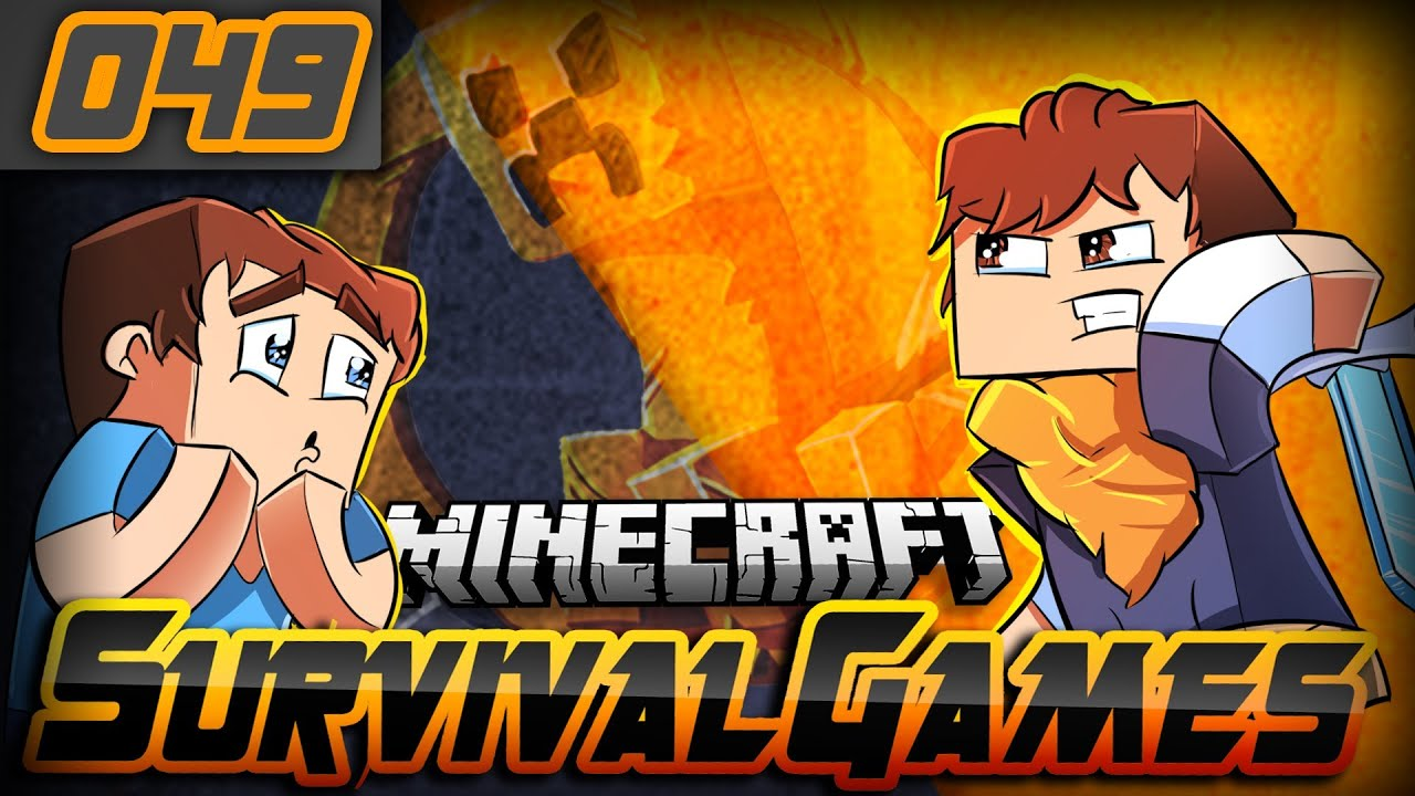 Minecraft Survival Games Ep49 Mic Coming Soon Tp And