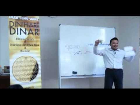 Kepincangan Sistem Kewangan Kapitalis oleh Dean Arif di Dinihari Dinar