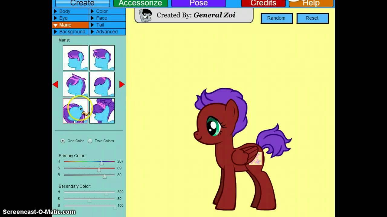 Mlp My Little Pony Maker - Apple Jack 11
