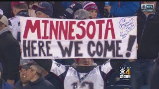 Want To Follow The Pats To Minnesota? Super Bowl Tickets Will Cost You