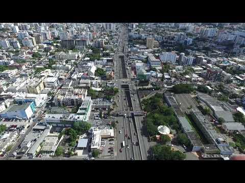 Ensanche Quisqueya - Santo Domingo - Dominican Republic From Above