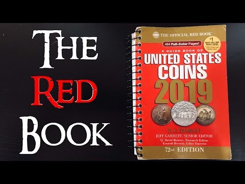 Coin Collecting Resource ALL Coin Collectors Should Have (The Red Book)
