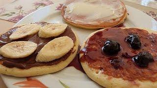 Receta de pancakes | Cómo hacer mezcla para pancakes