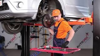 Montaggio Pinza Freno posteriore e anteriore HONDA CR-V II (RD_): video gratuito