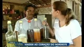 Carolina - Maranhão - Parte 01 - Renata Alves - Rede Record - Chapada das Mesas