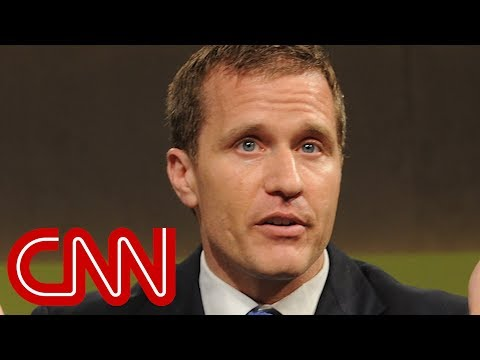 Missouri Governor Eric Greitens resigns amid scandals