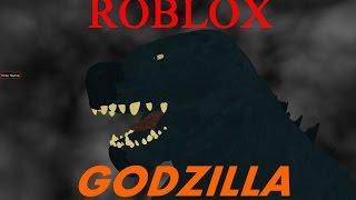 ROBLOX Tráiler de Godzilla