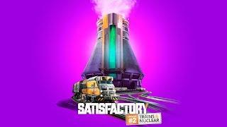 🔴 EN BUSCA DE LOS TRENES + SORTEO JUEGO SATISFACTORY | SATISFACTORY | GAMEPLAYSMIX & DJ MILLANA