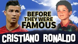 CHRISTIANO RONALDO | Before They Were Famous | BIOGRAPHY