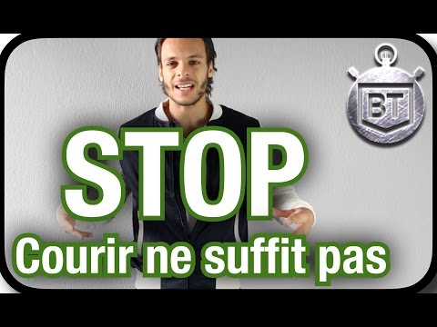 COURIR ne SUFFIT PAS by Bodytime