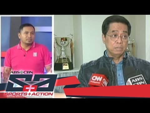 The Score: Will Chito Narvasa be replaced as PBA commissioner?