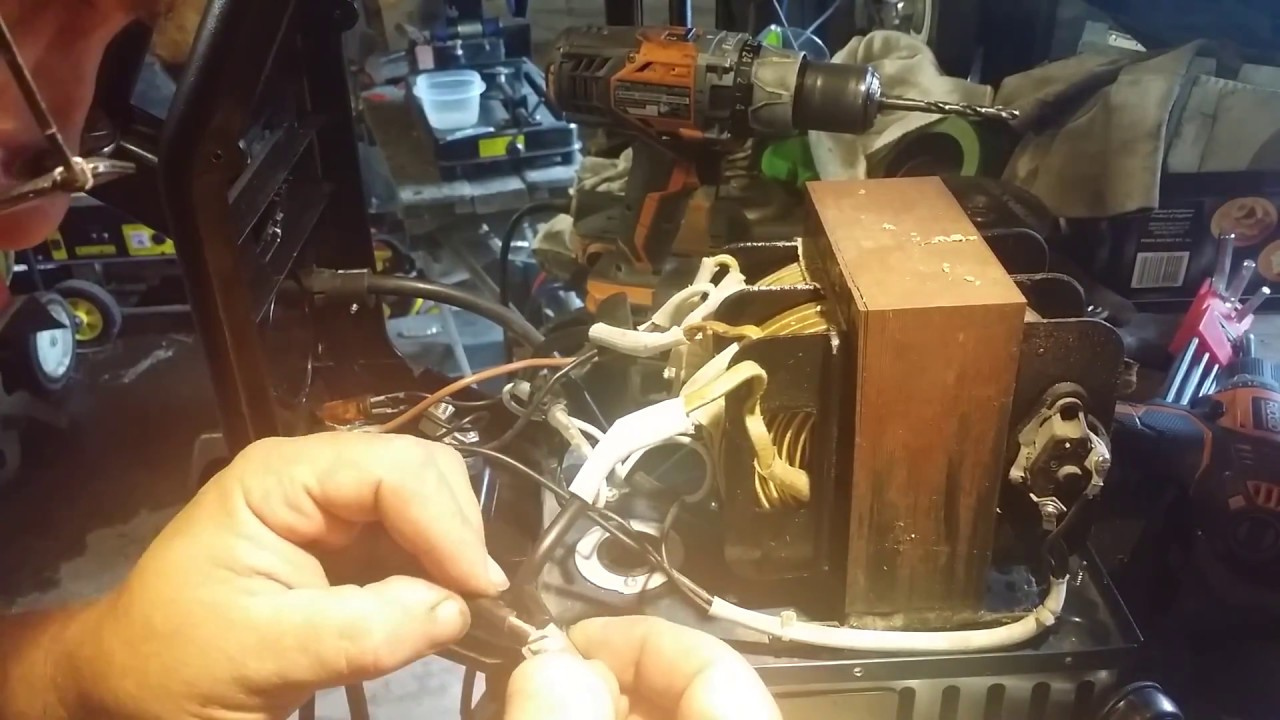 hight resolution of diy cheap buzz box to ac dc welder conversion