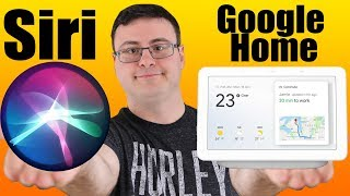 Google Home and Siri Integration - Using Siri Shortcuts to Drive Google Assistant Actions