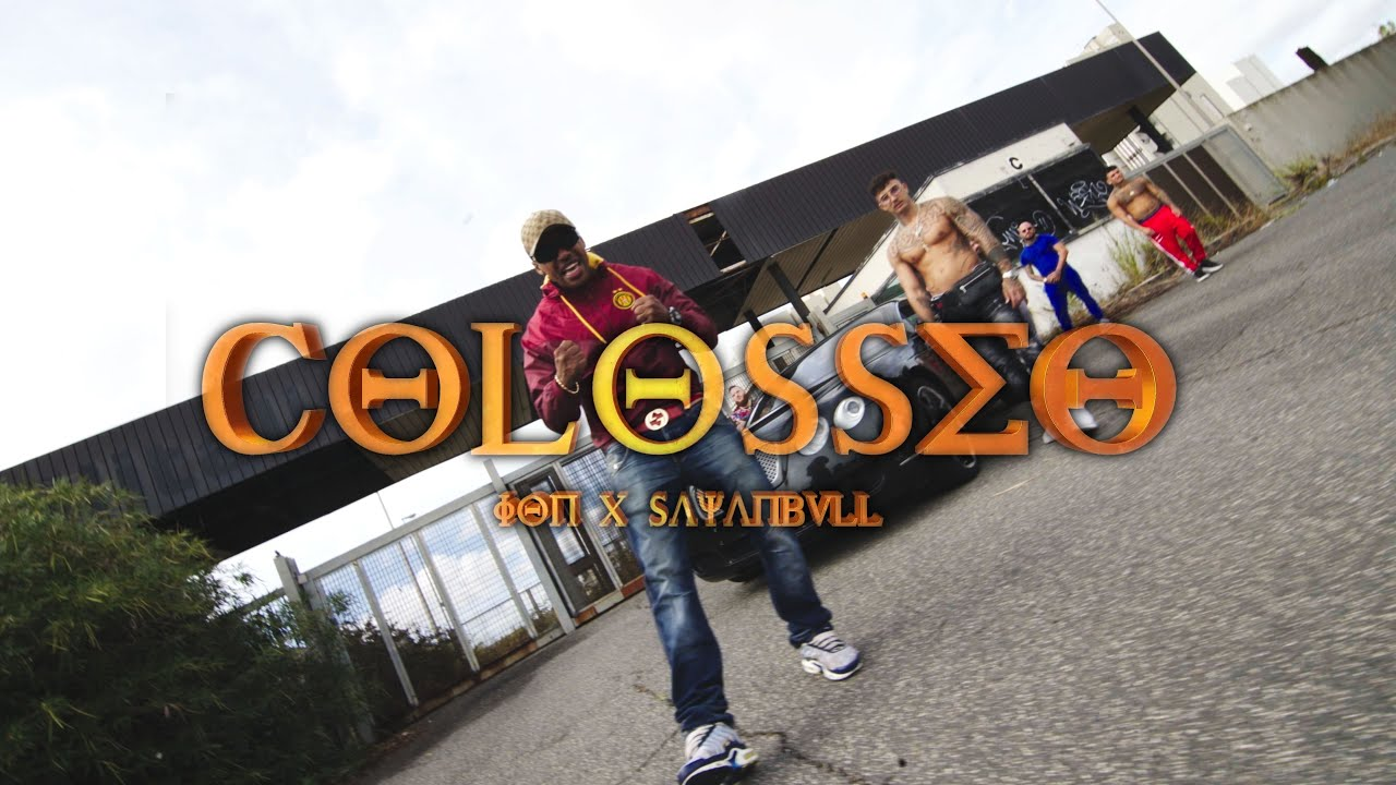 Download ION X SAYANBULL - COLOSSEO  (Prod. Dr.Wesh)
