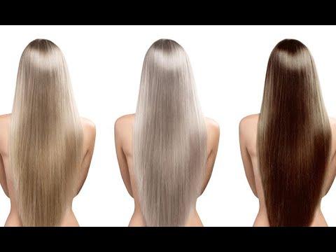 Как действует краска для волос?