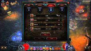 diablo 3 how to series dh paragon points ros