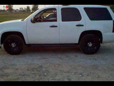 2011 Chevy Tahoe For Sale >> Stealth Lighting undercover police,fire tahoe - YouTube