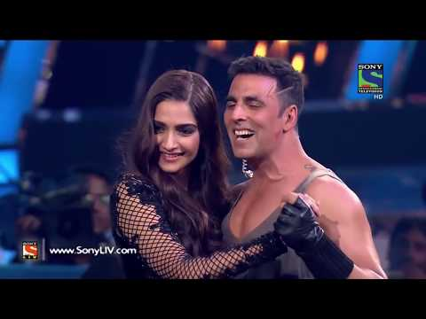 akshay kumar zabardast stage dance performance in iifa