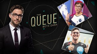 The Queue | Doublelift & Svenskeren