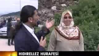Bugün Türkiyede işlenen ŞİRK lerden örnek - Hıdırellez