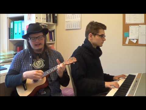 Ronald A. Evenwood - Ukuluty#28: Z ukulele w kieszeni