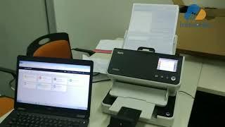 Demo Scanner  Kodak Alaris - S2080w