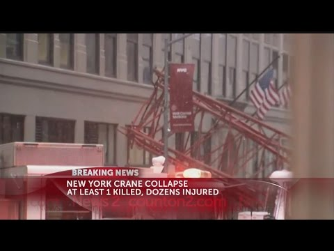 NY Crane Collapse