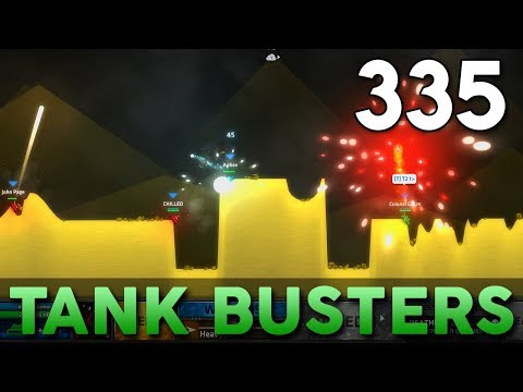 [335] Tank Busters (Let's Play ShellShock Live w/ GaLm and Friends)