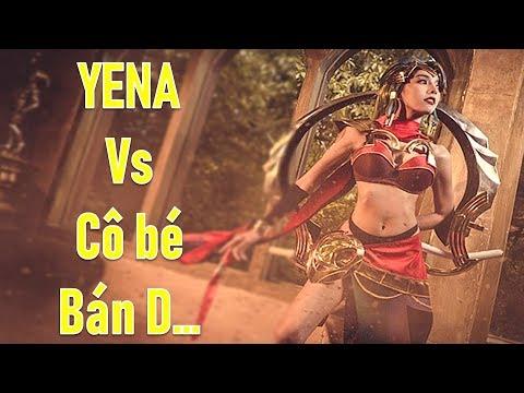 Yena khó chơi nhưng mạnh vô cùng! Đấu sĩ cao thủ Liên quân mùa 11