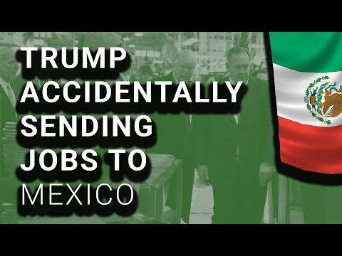 """Carrier Factory Trump """"Saved"""" Lays Off 215 More Workers, Sends Jobs to Mexico"""