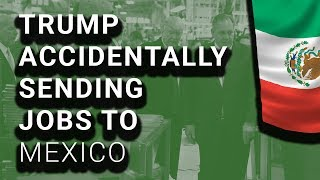 "Carrier Factory Trump ""Saved"" Lays Off 215 More Workers, Sends Jobs to Mexico"