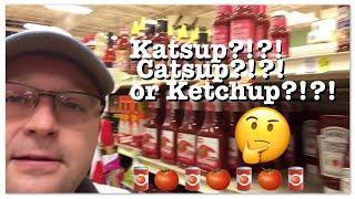 katsup catsup or ketchup wk 2 w