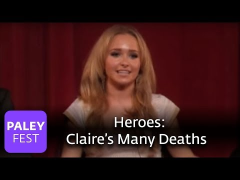 Heroes - Claire Bennet's Many Deaths