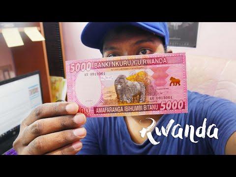"""Wow"". This Beauty Banknote of Rwanda !"