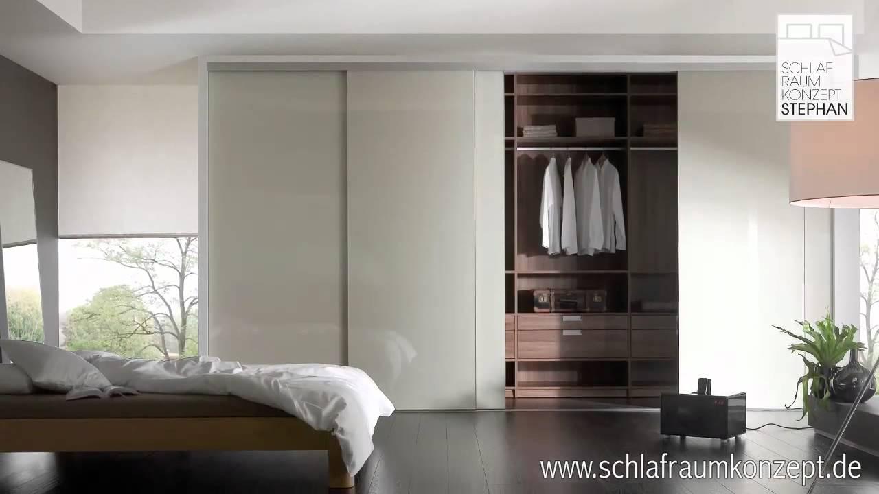 einbauschrank m nchen stephan begehbarere schr nke kleiderschrank design youtube. Black Bedroom Furniture Sets. Home Design Ideas