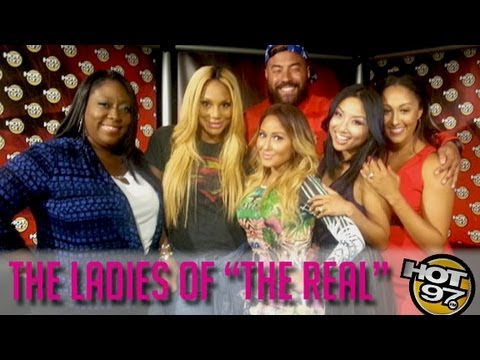 """Download The Ladies from """"The Real"""" talk about Miley & Twerking, Sex Therapy & More!!!"""