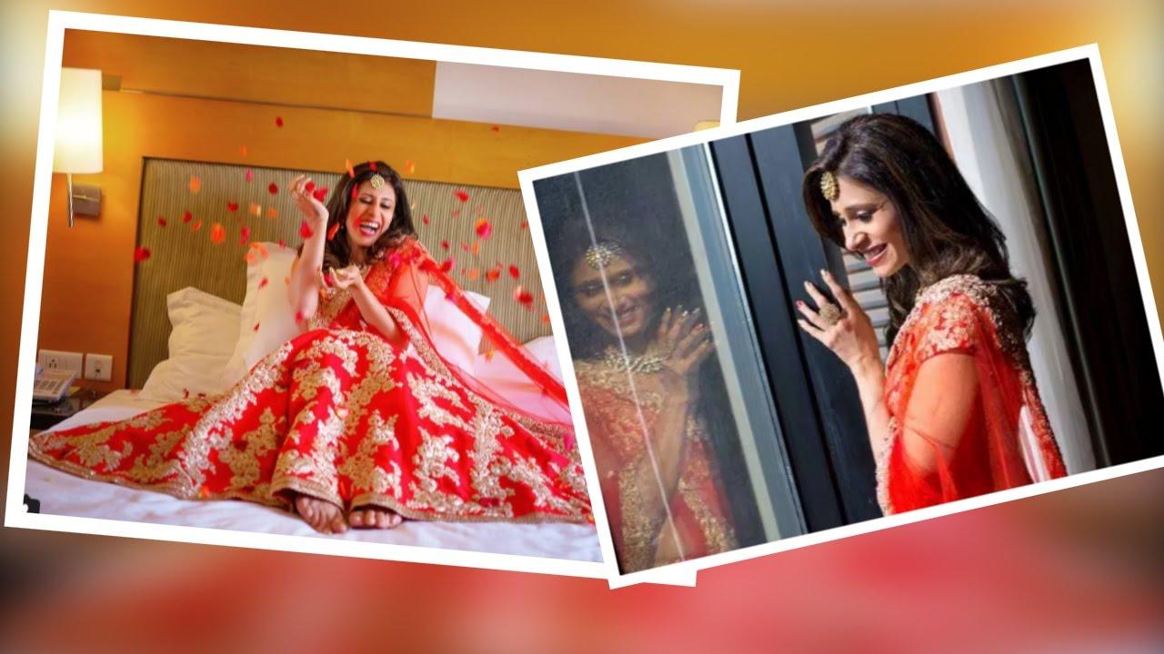 Kishwer Merchantts Red Hot Wedding Dress