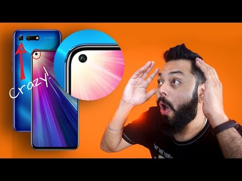 HONOR V20 (View 20) - Crazy Specs at Great Price - Ye Karega Dhamaka 💥💥💥