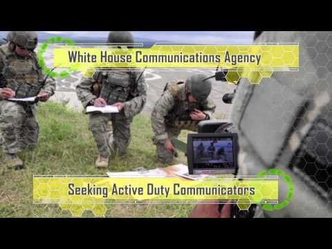 Roger That: White House Communications Agency (WHCA)